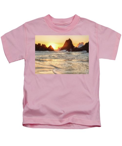 Seal Rock  Kids T-Shirt