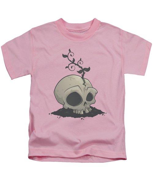 Skull Garden Kids T-Shirt