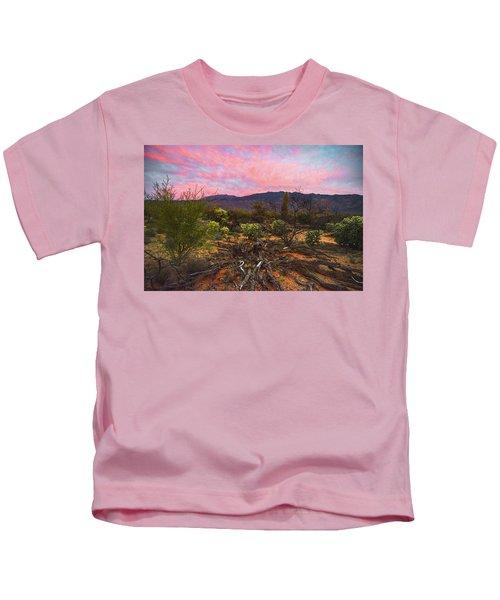 Southwest Day's End Kids T-Shirt
