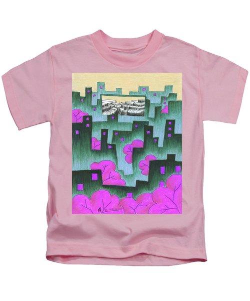 Spring Canyon Kids T-Shirt