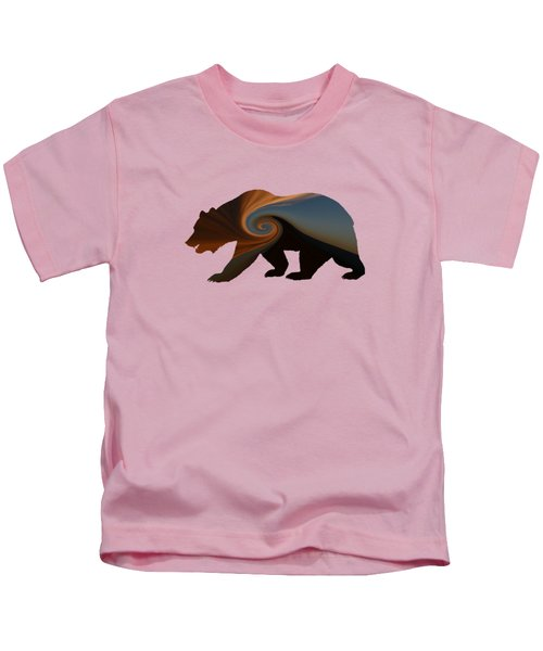 Storm Bear Kids T-Shirt