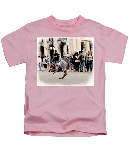 Street Dance. New York City. Kids T-Shirt