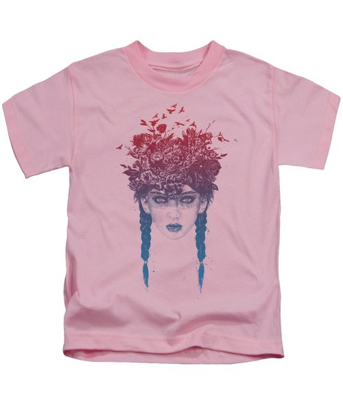 Summer Queen Kids T-Shirt