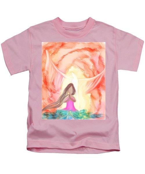 Sweet Hour Of Prayer Kids T-Shirt