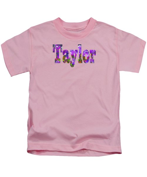 Taylor Kids T-Shirt