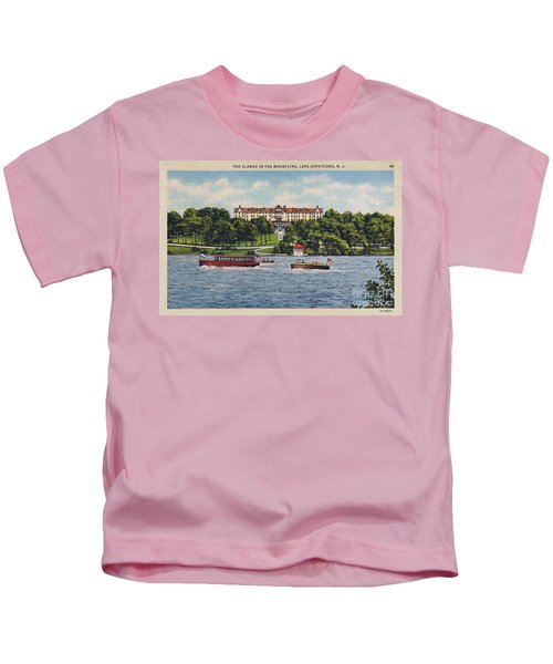 The Alamac Or Breslin Hotel Kids T-Shirt