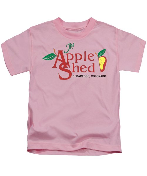 The Appleshed Kids T-Shirt