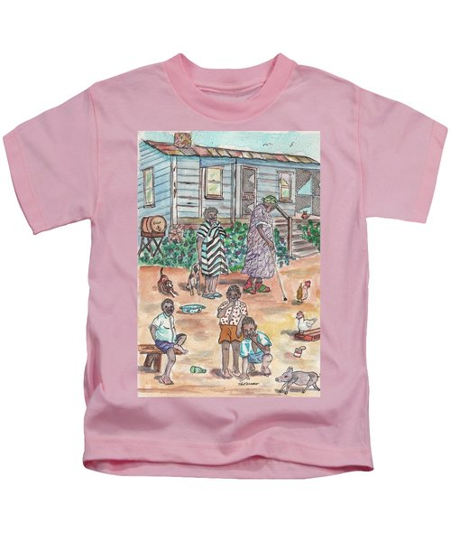 The Family On Magnolia Road Kids T-Shirt