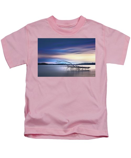 The Floating Tree Kids T-Shirt