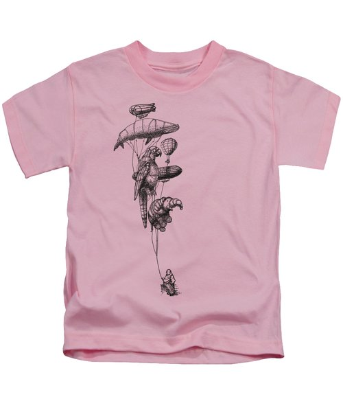 The Helium Menagerie Kids T-Shirt
