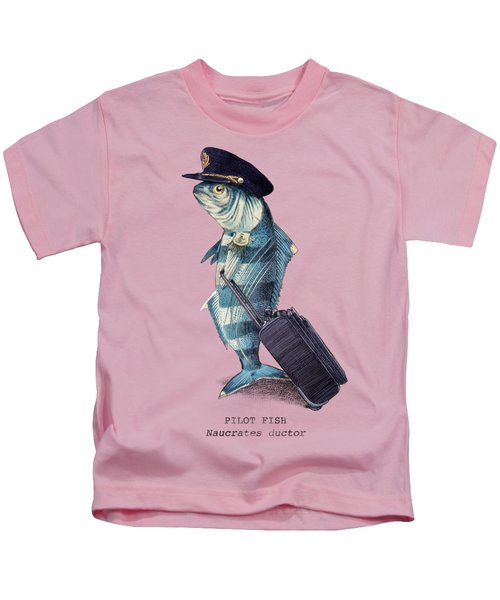 The Pilot Kids T-Shirt