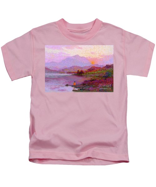 Tranquil Mind Kids T-Shirt