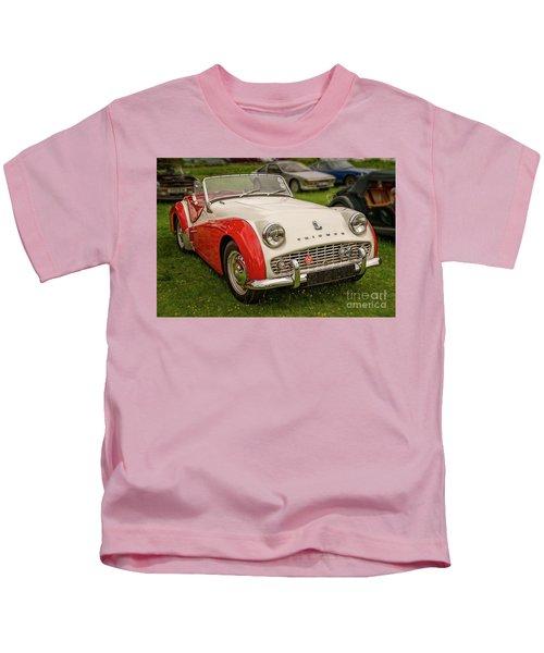 Triumph Tr3 Kids T-Shirt