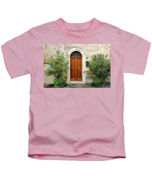 Tuscan Door Kids T-Shirt