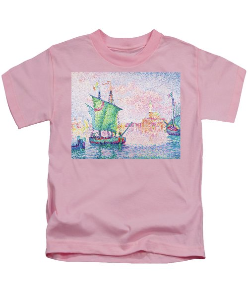Venice, The Pink Cloud - Digital Remastered Edition Kids T-Shirt