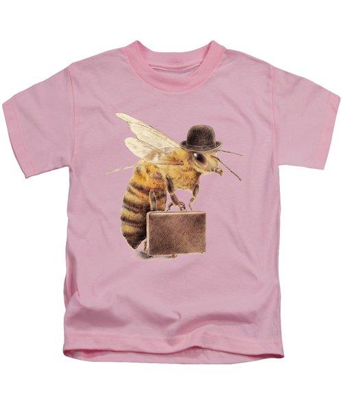 Worker Bee Kids T-Shirt