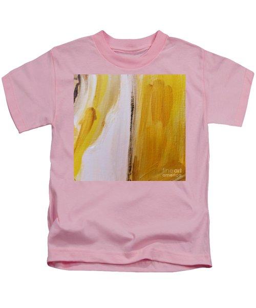 Yellow #5 Kids T-Shirt