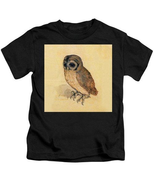Little Owl Kids T-Shirt