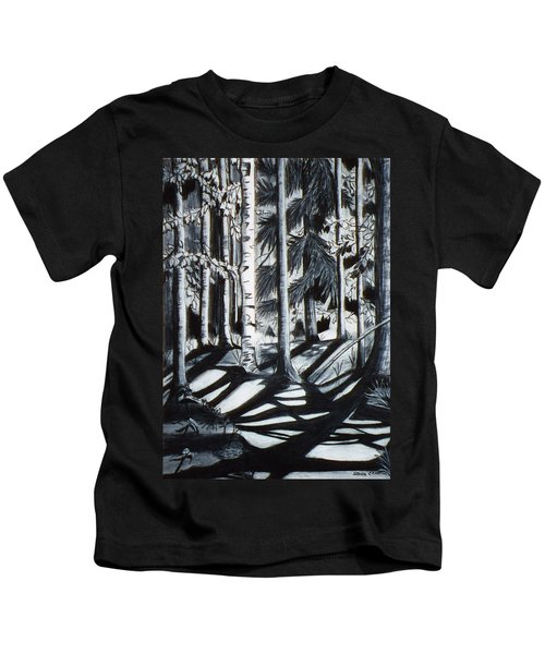 Take The Maine Path Kids T-Shirt