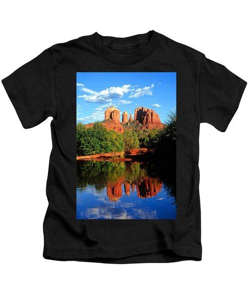 0464 Sedona Arizona Kids T-Shirt
