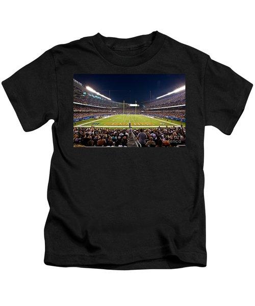 0588 Soldier Field Chicago Kids T-Shirt