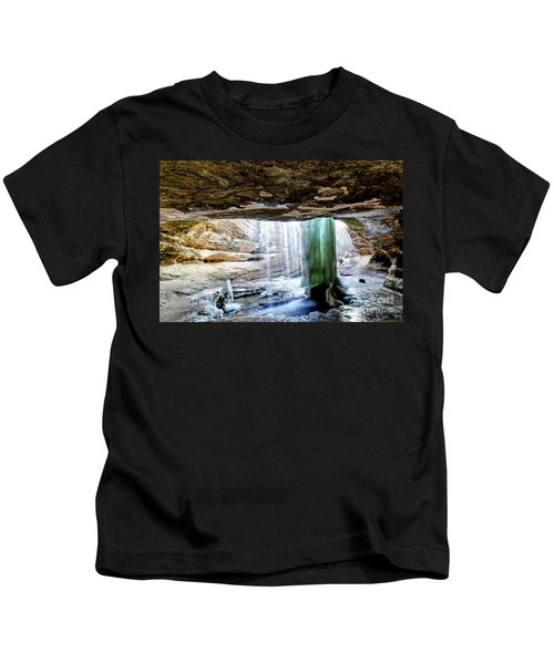 0939 Lasalle Canyon - Starved Rock State Park Kids T-Shirt