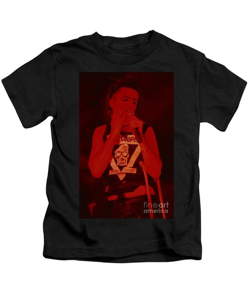 Alice Cooper At The Concord Pavillion Kids T-Shirt