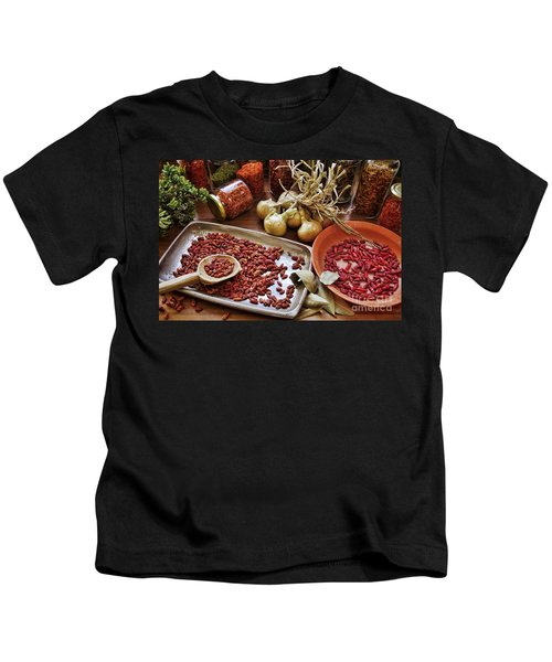 Assorted Spices Kids T-Shirt