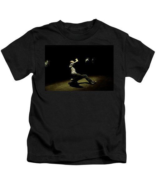 B Boy 8 Kids T-Shirt