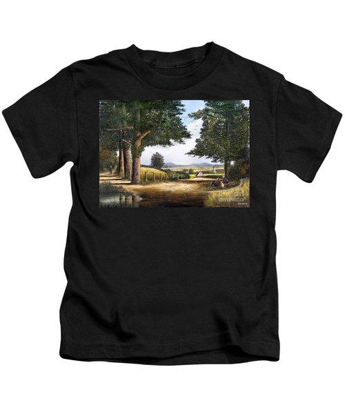 Bromyard Downs Kids T-Shirt