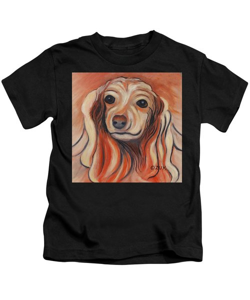 Daschound Kids T-Shirt