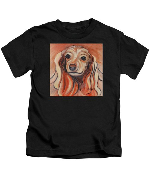 Daschound Kids T-Shirt