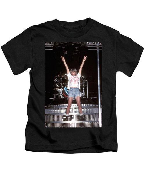 Def Leppard Kids T-Shirt by Concert Photos