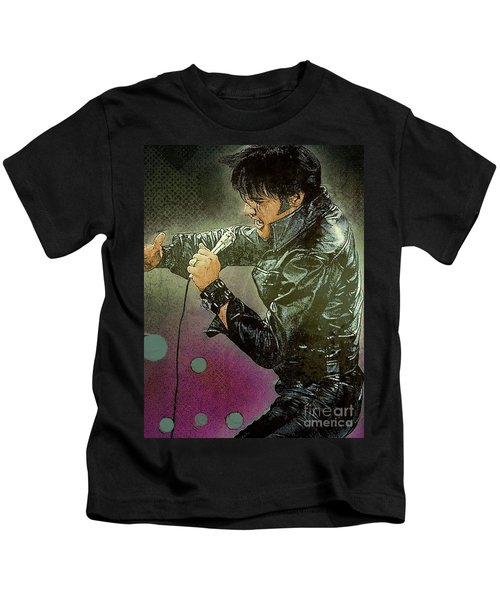 Elvis  Kids T-Shirt