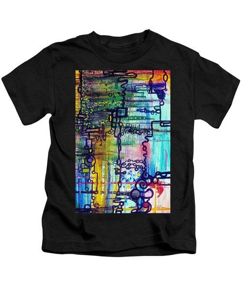 Emergent Order Kids T-Shirt