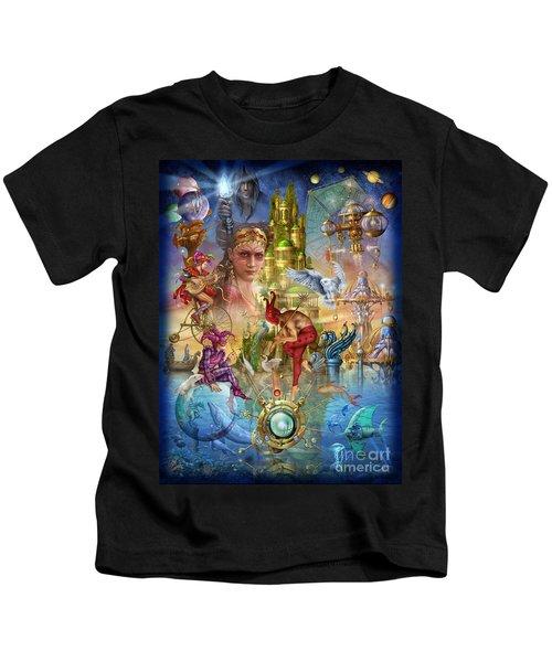 Fantasy Island Kids T-Shirt