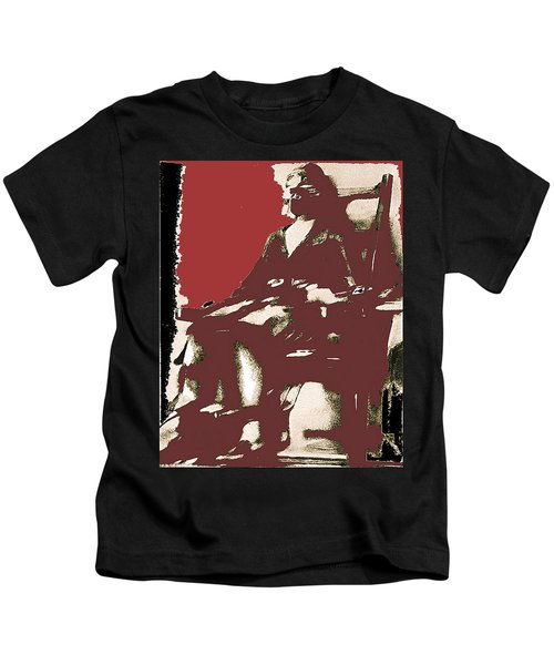 Film Homage Picture Snatcher Number 1 1933 Ruth Snyder Execution January 1928-2013 Kids T-Shirt