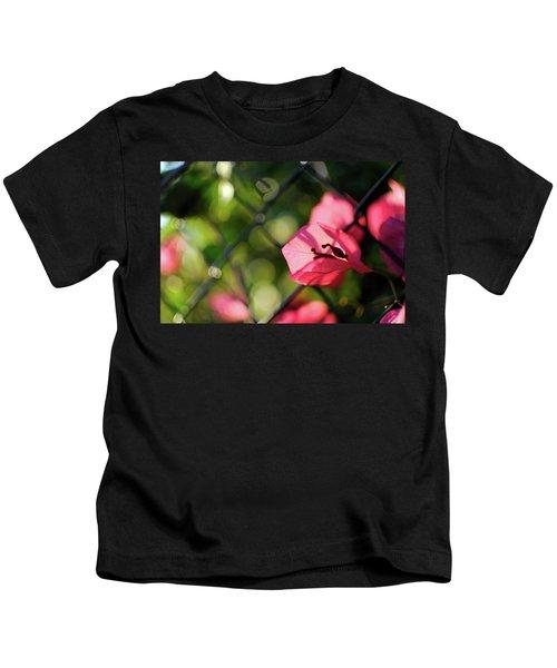 Flora Of Ibiza Kids T-Shirt