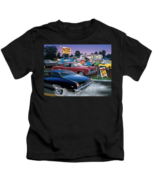 Honest Als Used Cars Kids T-Shirt