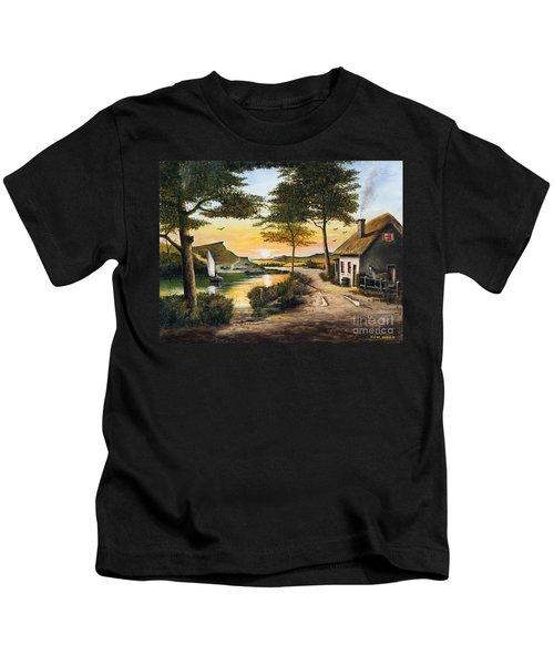 Irish Retreat Kids T-Shirt