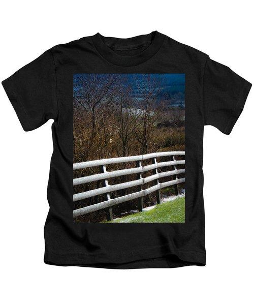 Irish Winter Kids T-Shirt