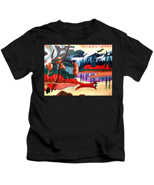 Island Fantasy Kids T-Shirt