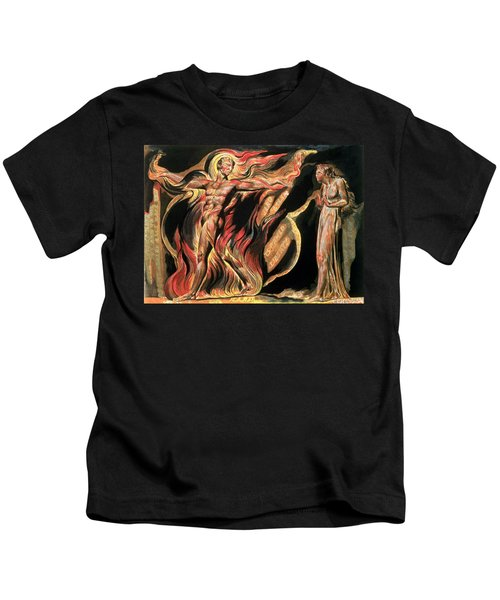 Jerusalem The Emanation Of The Giant Albion Kids T-Shirt