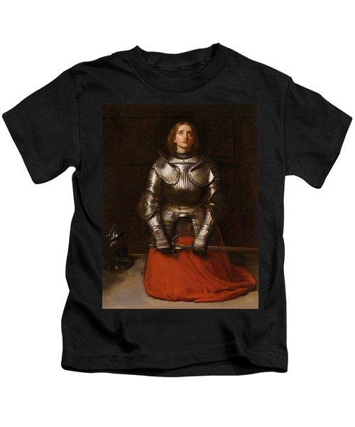 Joan Of Arc  Kids T-Shirt