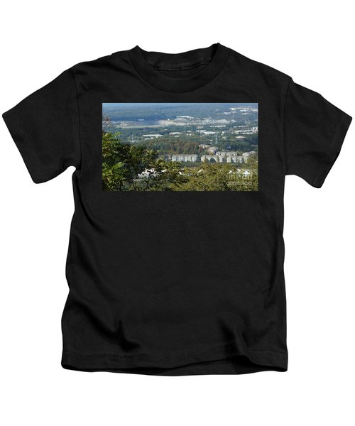 Kennesaw Battlefield Mountain Kids T-Shirt
