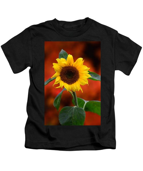 Last Sunflower Kids T-Shirt