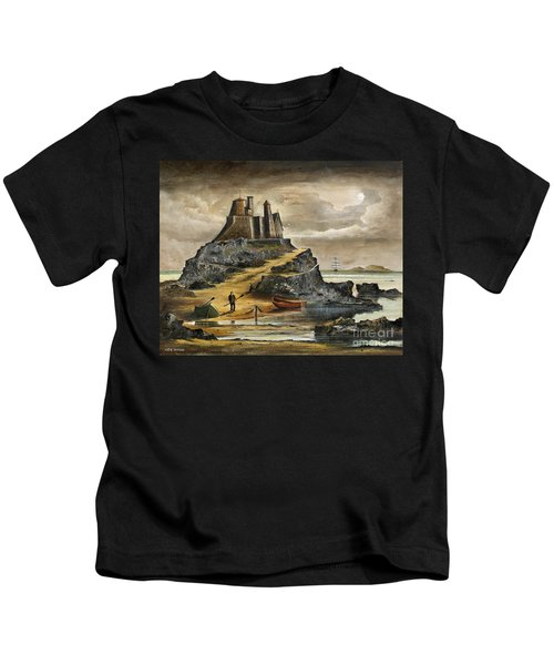 Lindisfarne 2 Kids T-Shirt