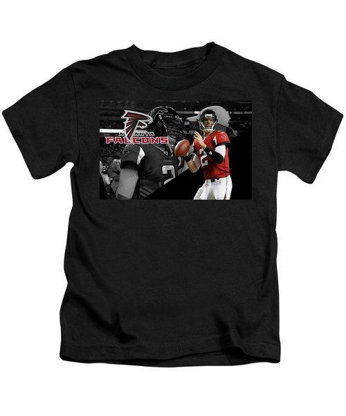 Matt Ryan Falcons Kids T-Shirt