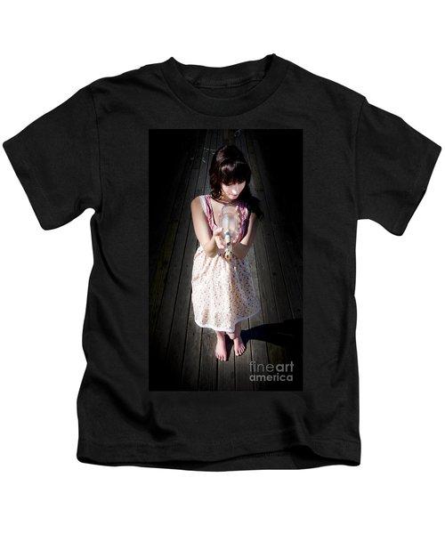 Mystery Message Kids T-Shirt