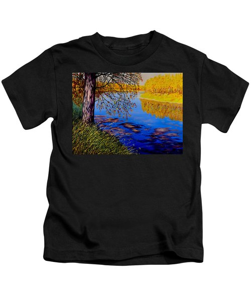 October Afternoon Kids T-Shirt